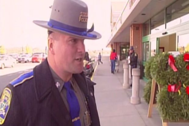 [HAR] State Trooper Accused of Stealing From Fatal Accident Victim