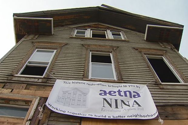 [HAR] Historic Home Discovered in Hartford