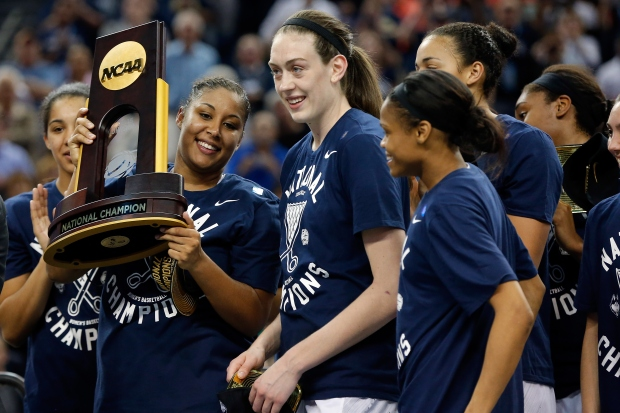 UConn Wins 10th National Title