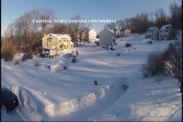 [HAR] Ansonia Snow Record