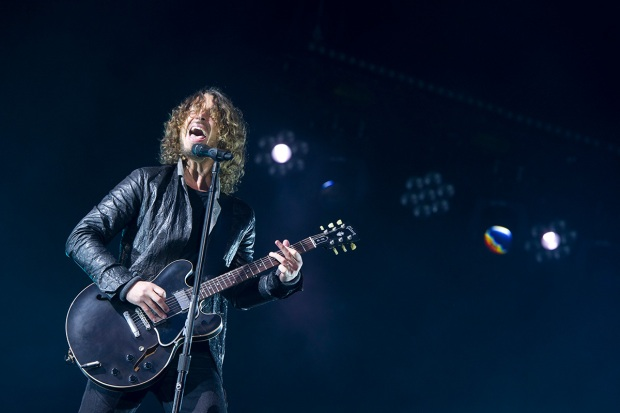 Singer Chris Cornell Has Died at Age 52