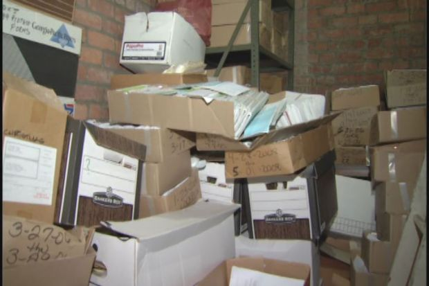 [HAR] Sensitive Documents Found Strewn in the Basement of Hartford City Hall