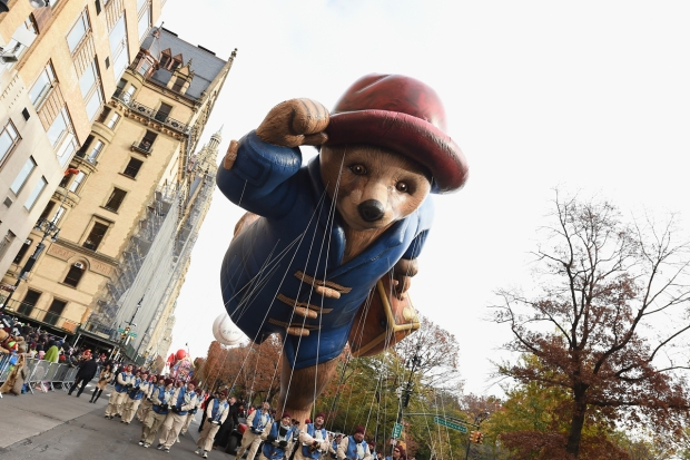 90th Macy's Thanksgiving Day Parade Marches Through NYC