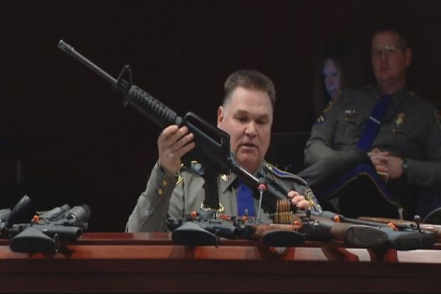 [HAR] Gun Testimony At Sandy Hook Advisory Committee