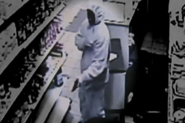 [HAR] New Haven Mini-Mart Robbery Caught On Camera