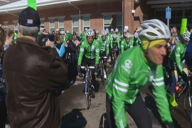 [HAR] Bike Ride To Washington For Sandy Hook