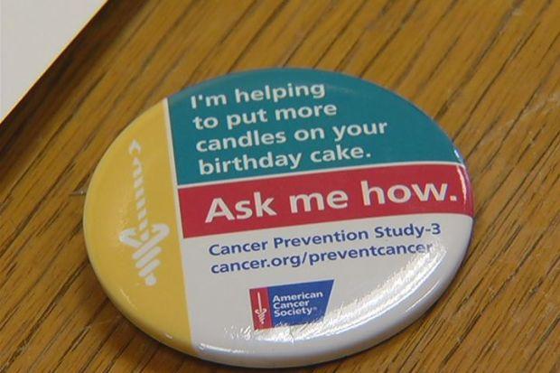 [HAR] American Cancer Society Cancer Study