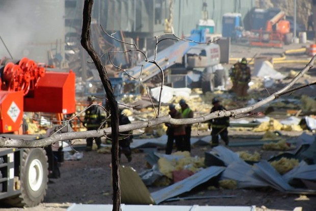 [HAR] 2010 Explosion at Kleen Energy Plant