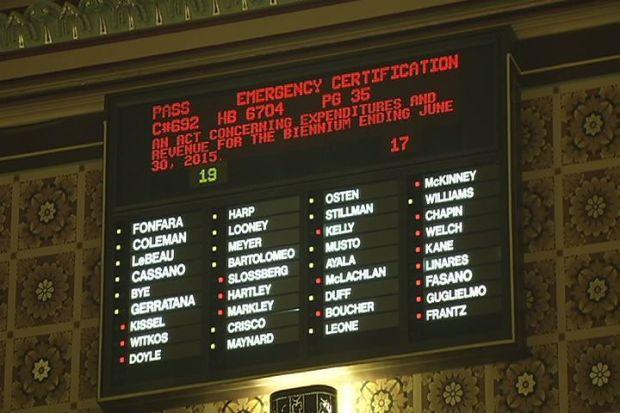 [HAR] Senate Appoves State Budget