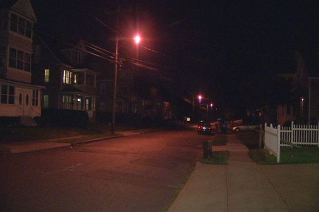 [HAR] Earthquake Rattles Families In West Hartford