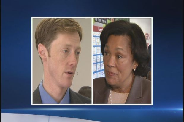 [HAR] New Haven Mayoral Candidates Make Final Push for Votes