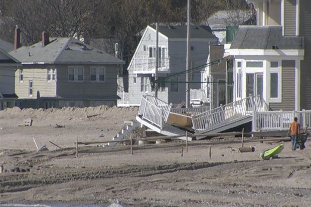 [HAR] Progress Being Made in Sandy Recovery