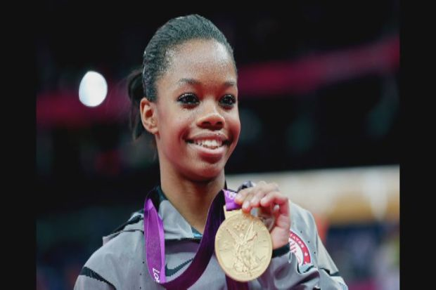 [HAR] Gabby Douglas Trained in Connecticut