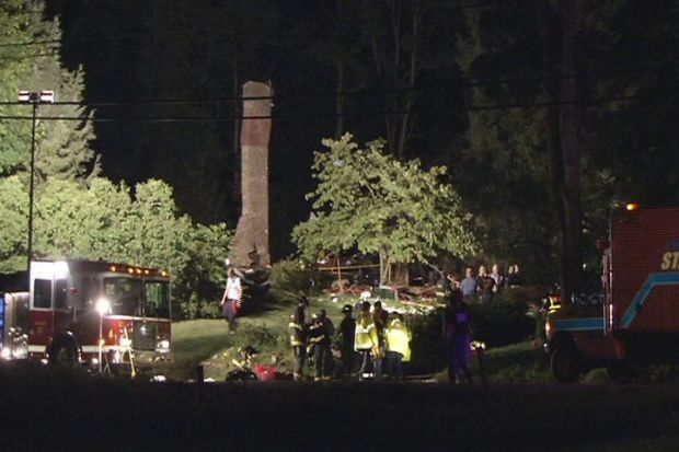 [HAR] Deadly Explosion Levels New Milford Home