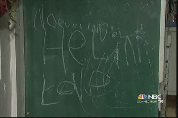 [HAR] Son's Last Message Inspires Newtown Mother