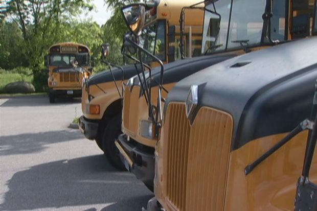 [HAR] Outrage Over a Gun Onboard a Lebanon School Bus