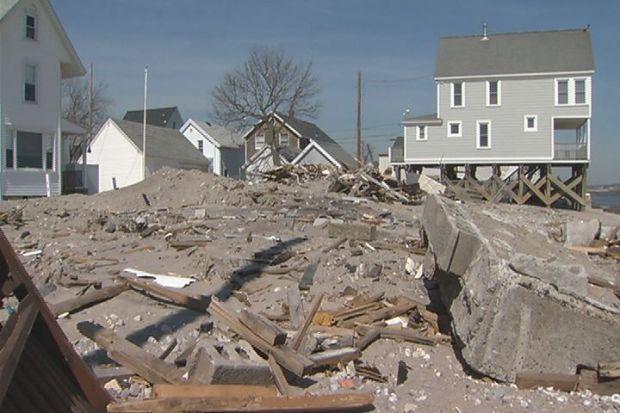 [HAR] Milford Neighborhood Wants Sandy Debris Removed