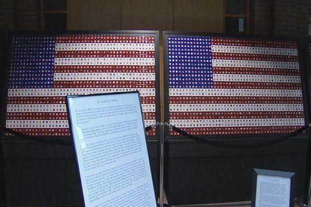 [HAR] Fallen Flags Project Honors Fallen Soldier