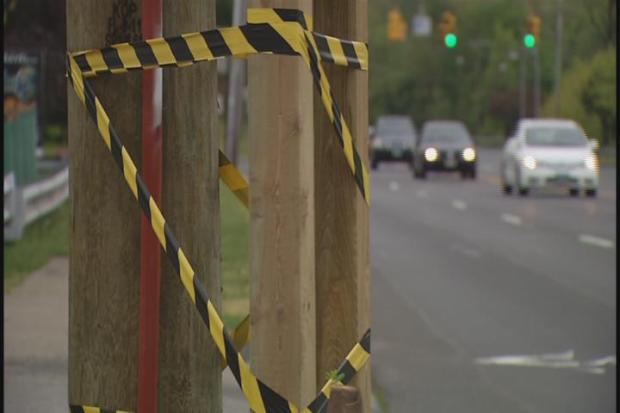 [HAR] Utility Pole Problem Fixed in West Hartford