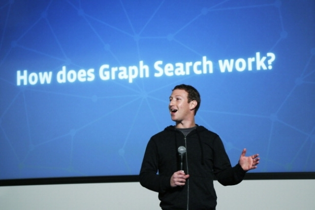 "[BAY] Zuckerberg Unveils Facebook ""Graph Search"""