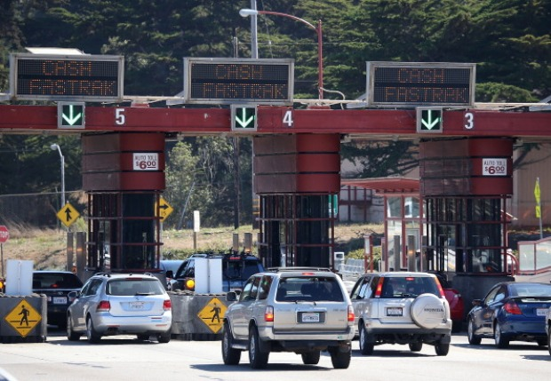 Electronic Tolls Coming to Golden Gate Bridge