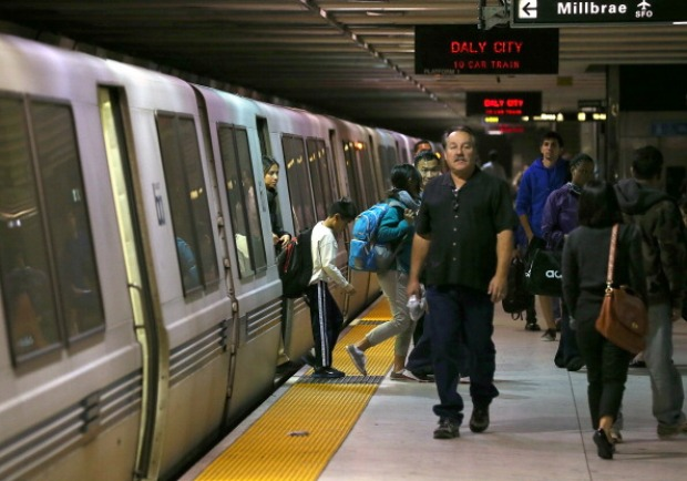 [BAY] BART Trains Keep Running as Strike Called Off Again