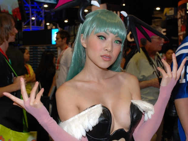 Babes of Comic-Con 2010