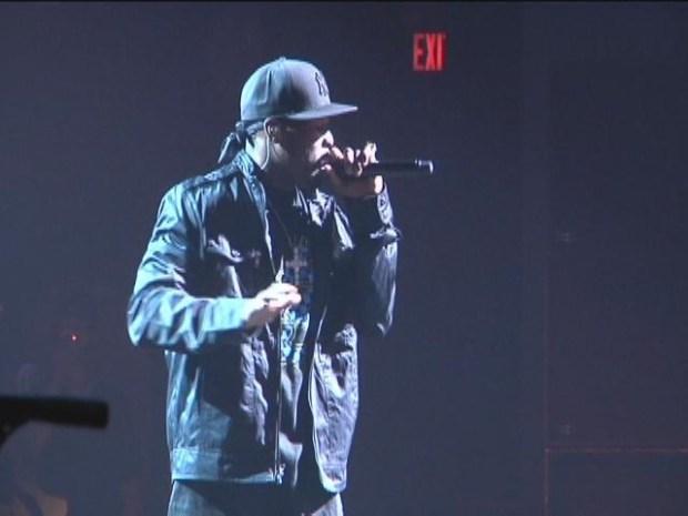 [HAR] 50 Cent Backstage