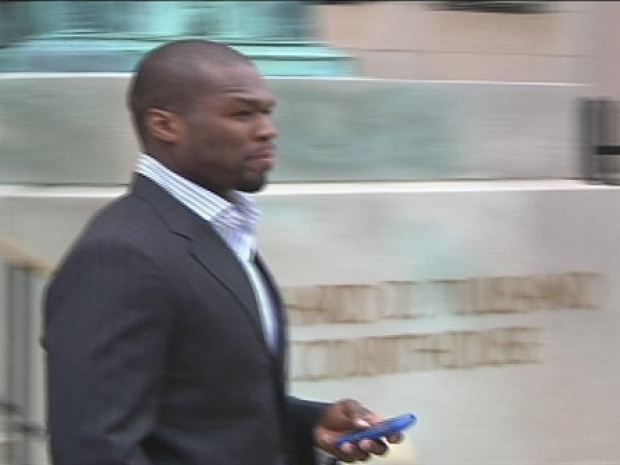 [HAR] 50 Cent in Court
