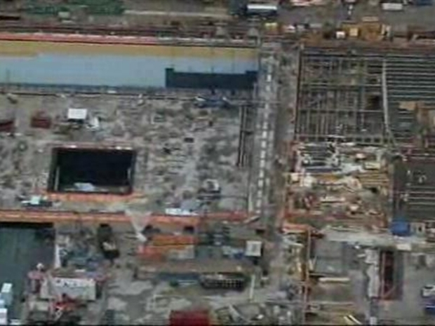 [NY] Buried Treasure Beneath Ground Zero