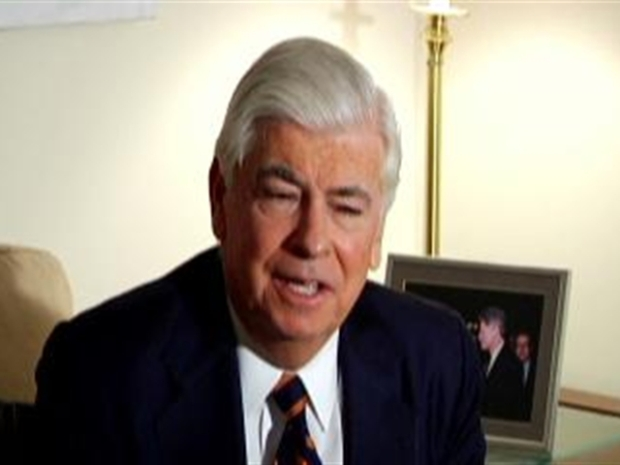 [HAR] Sen. Christopher Dodd's Retirement Plans