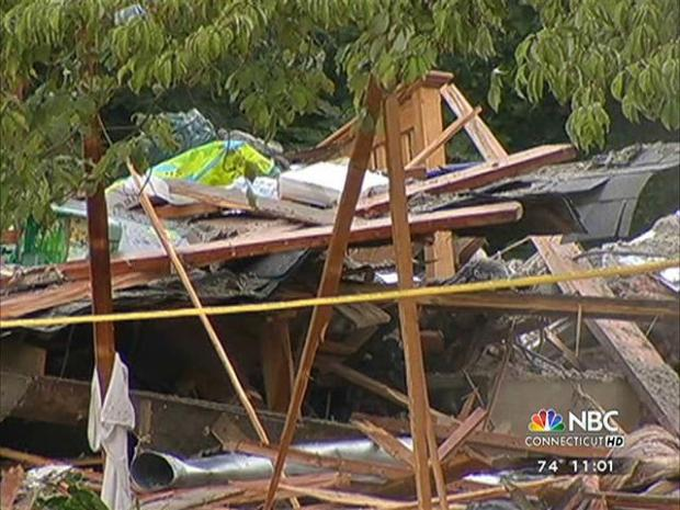 [HAR] New Milford Home Explosion