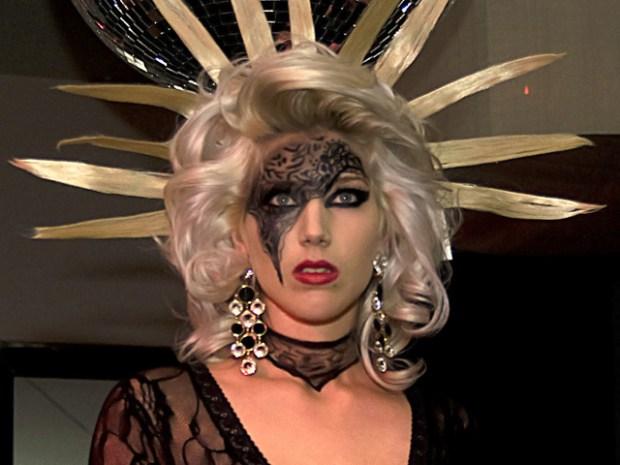Channeling Lady Gaga's Fashion Sense