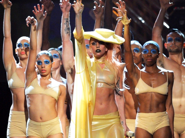 [NATL] 2011 Grammys' Best Moments