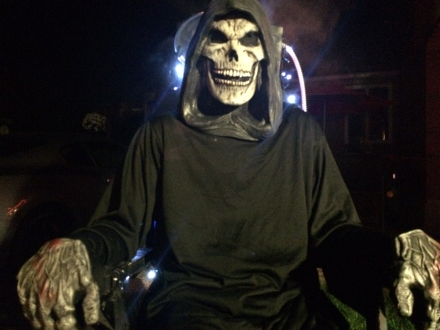 Lake Compounce, Terror on Sun Street Halloween