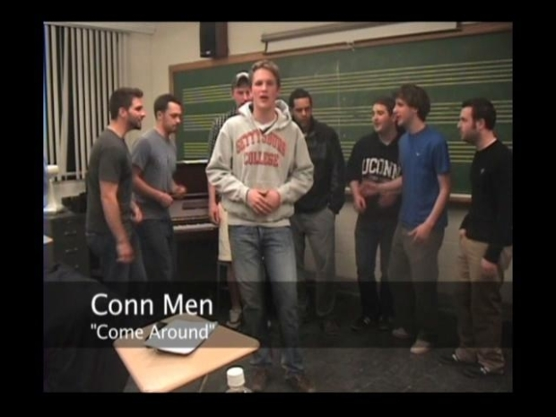 [HAR] Two UConn Groups Are Living the 'A Capella Dream'