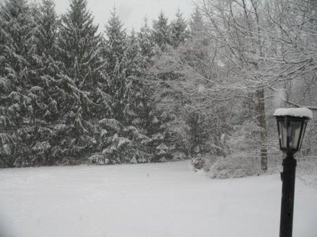 Show Us Your Snow Connecticut!