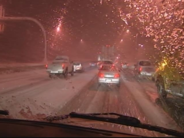 [HAR] Drivers Respond to State's Handling Of Snowstorm