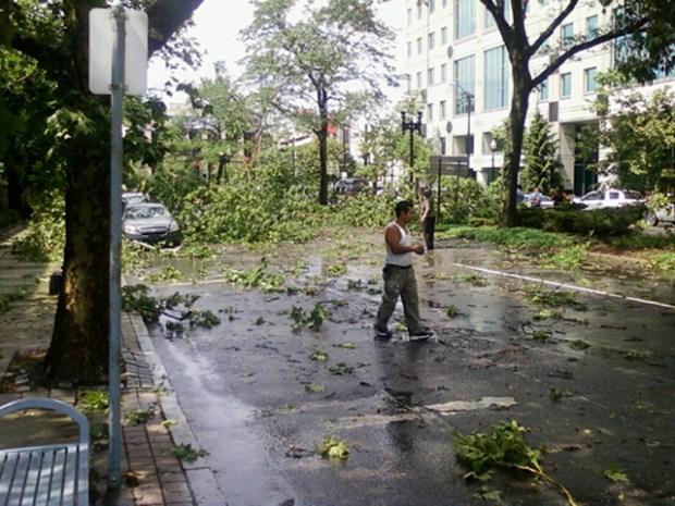 Flashback: Bridgeport Tornado