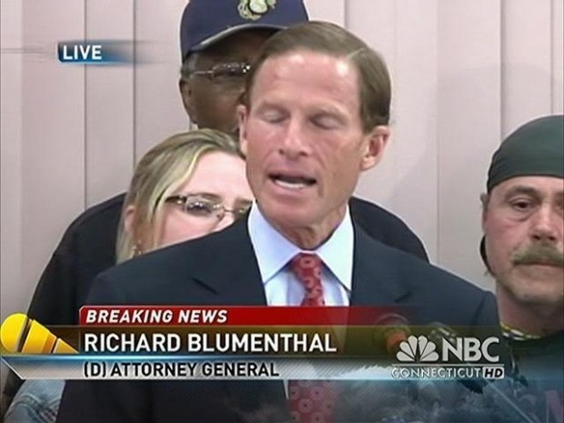 [HAR] Blumenthal Talks About His Service