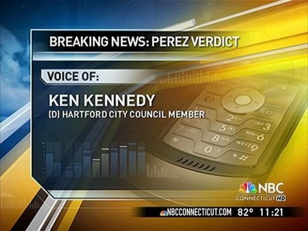 [HAR] Councilor Ken Kennedy Reacts to Mayor Perez Verdict