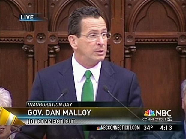 [HAR] Governor Malloy Addresses the State House and Senate