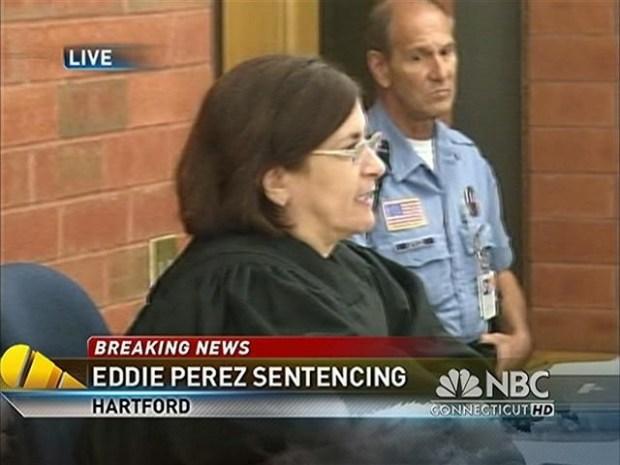 [HAR] Judge Addresses Perez Before Sentencing