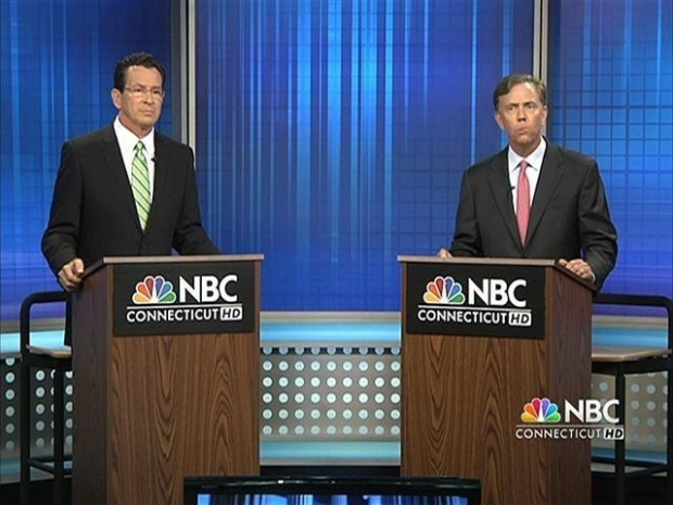 [HAR] Malloy, Lamont Debate on State Issues