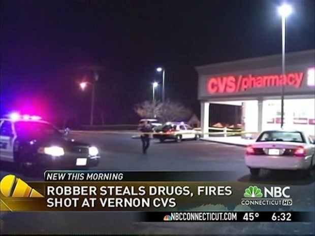 [HAR] Robber Escapes Through CVS Drive-Through Window