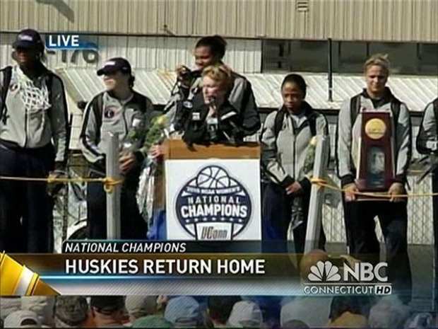 [HAR] UConn Women Return