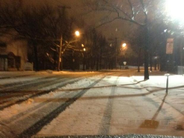 Late Winter Storm Brings More Snow