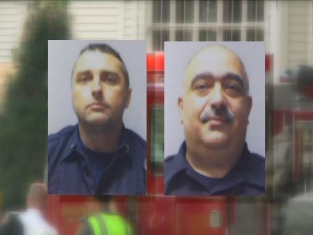 [HAR] Bridgeport Firefighters Mourned