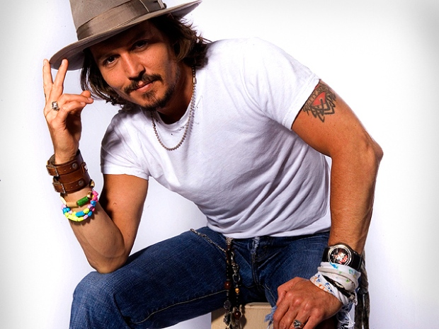 [NATL]Sexiest Men of 2009: Johnny Depp Tops List