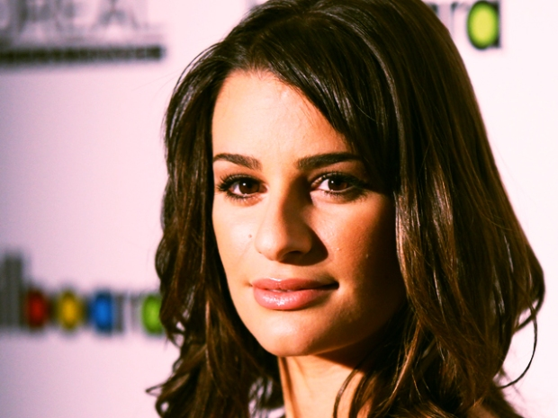 "[NBCAH] Lea Michele Would Love To Have Anne Hathaway On ""Glee"""
